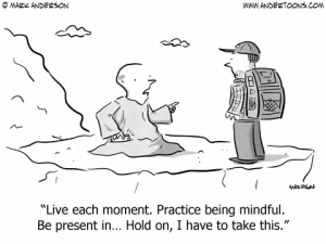Wat is mindfulness?